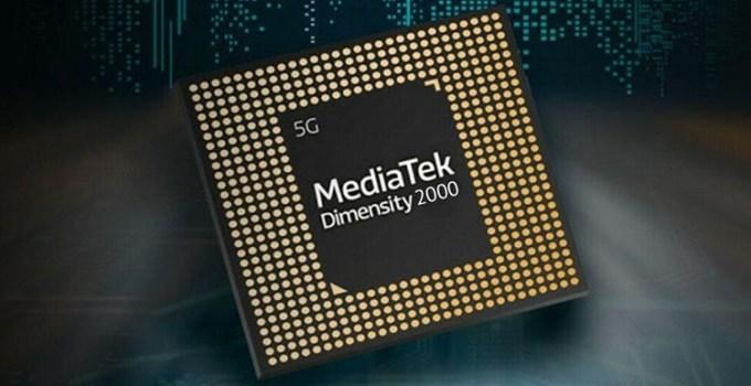 MediaTek Dimensity 2000 Hadir Akhir Tahun, Siap Saingi Snapdragon 898