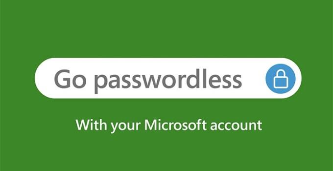 Microsoft Selangkah Lebih Maju Terapkan Penggunaan Layanan Tanpa Kata Sandi