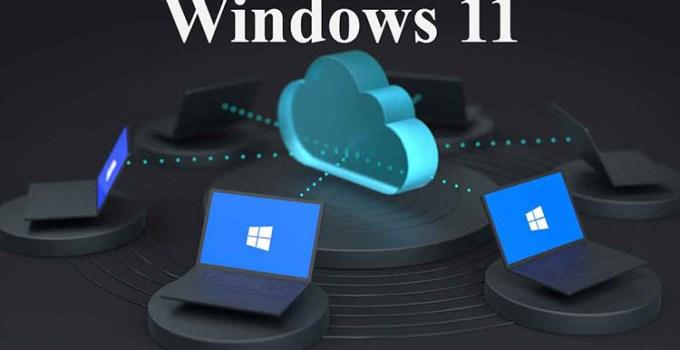 Microsoft Windows 11 Batu Loncatan ke Layanan Azure Cloud