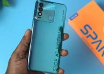 Tecno Spark 8 Diluncurkan Dengan Android 11 Go Edition