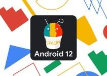 Android 12 Itu Bernama Snow Cone
