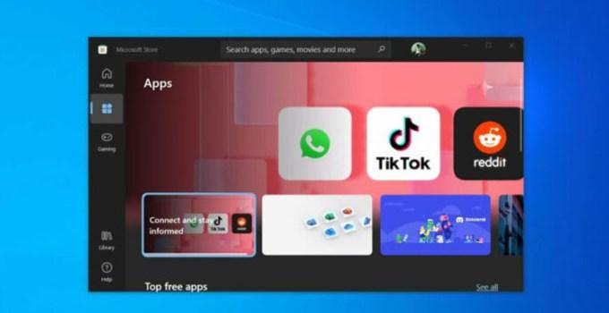 Aplikasi Microsoft Store Baru Kini Tersedia di Windows 10 Insider