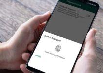 Cara Mengunci Whatsapp dengan Pola, Pin, Dan Sidik Jari