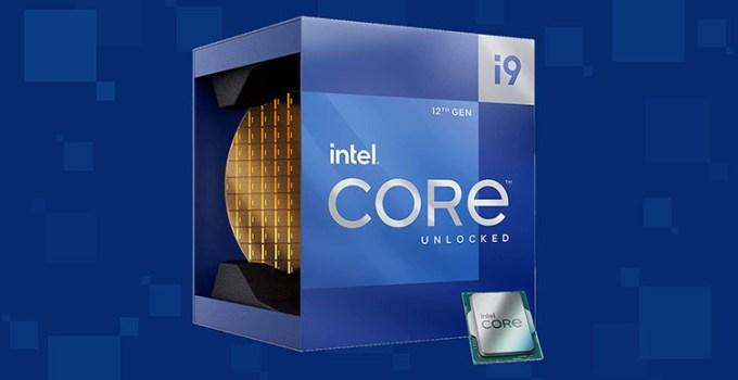 Hasil Benchmark Intel Alder Lake Kalahkan AMD Dalam Kinerja Gaming