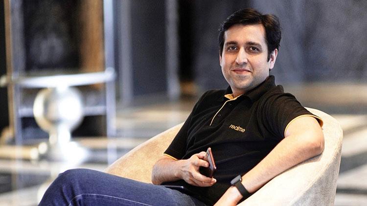 Madhav Sheth Naik Jabatan Jadi Presiden Realme Internasional