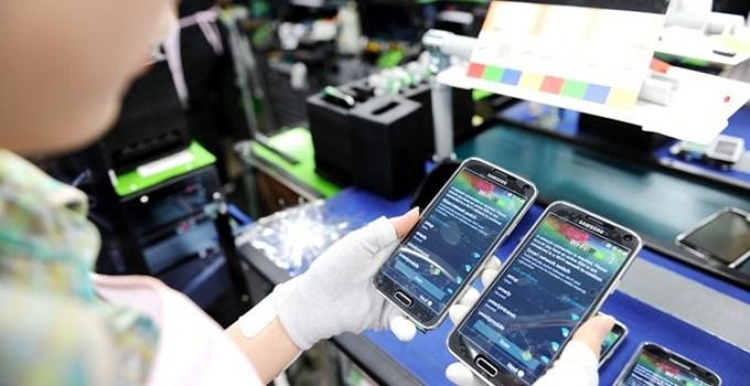 Samsung Jadi Produsen Smartphone Terbaik Dalam Ajang Mobile Industry Awards