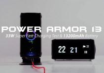 Ulefone Demonstrasikan Cepatnya Pengisian Daya di Smartphone Armor 13