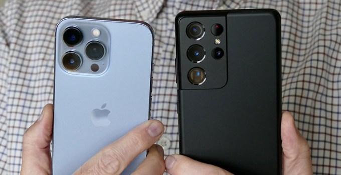 iPhone 13 Pro Max, Kalahkan Galaxy S21 Ultra Dalam Uji Kecepatan