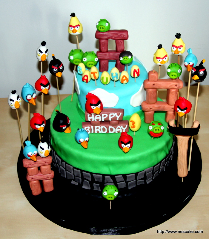 Angry Birds-IV