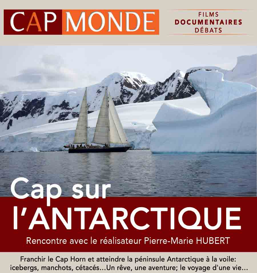 Goelette Vaihéré - Antarctique - Documentaire -DVD