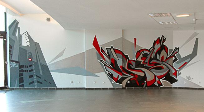 Dcoration Graffiti Lyon