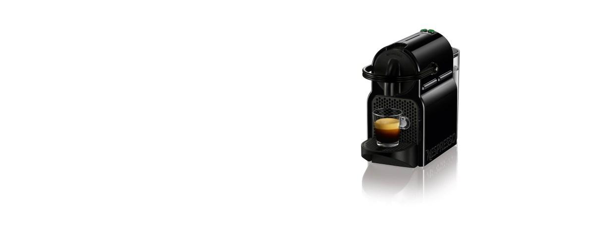 Inissia Black Coffee Machine   Nespresso™ Thailand