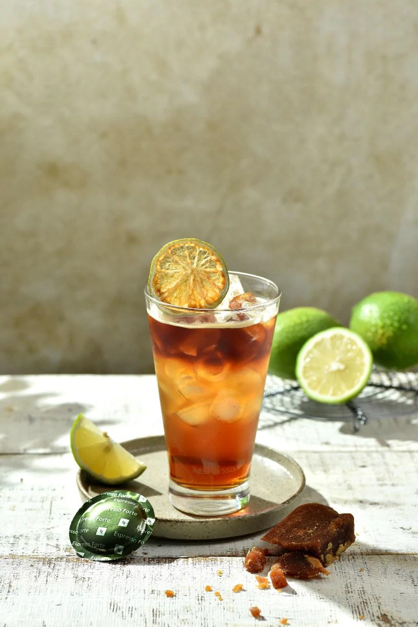 冬瓜檸檬咖啡  PRO - Nespresso極致咖啡食譜