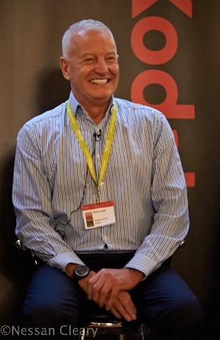 Philip Dodd, managing director of Healeys.