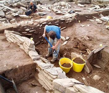 Dig Diary – Monday, August 15, 2011