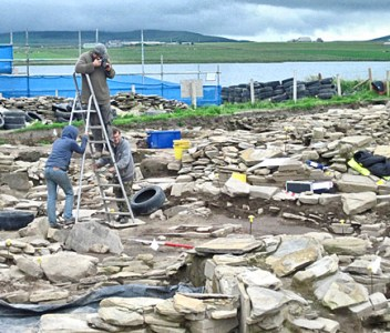 Can you help fund Ness of Brodgar radiocarbon dates?