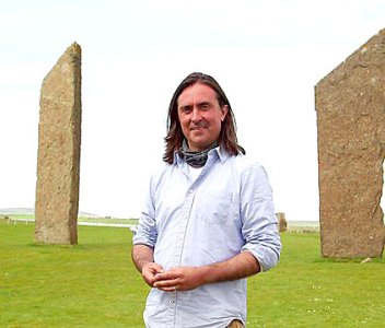 The Ness of Brodgar at the centre of 'Britain's Ancient Capital'