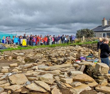 Ness of Brodgar £25k crowdfunder reaches half-way mark