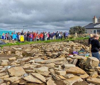 Ness of Brodgar £25k crowdfunder reaches half-way mark
