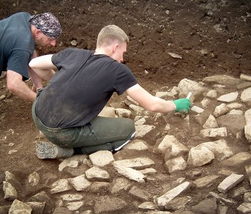 Dig Diary Extra – Scenes from the trenches