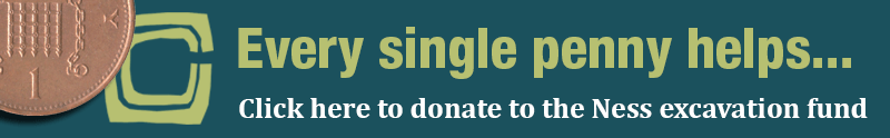 Please help keep the dig running - donate.