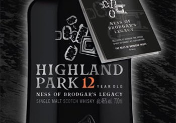 Ness of Brodgar's Legacy Bottle