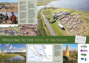 Panel 1: Welcome to the Ness of Brodgar