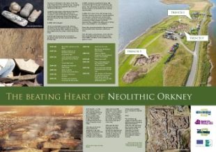Panel 2: The beating heart of Neolithic Orkney