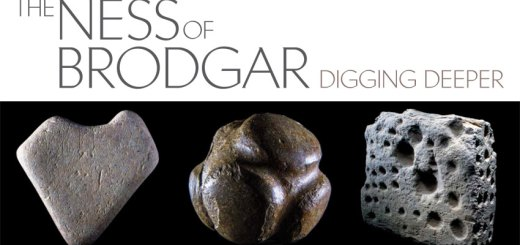 Ness of Brodgar Guidebook Featured Image