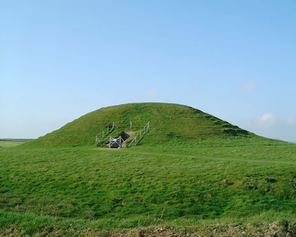 Maeshowe, Stenness. (Sigurd Towrie)