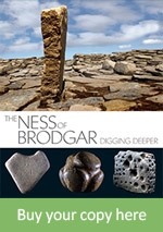 Ness of Brodgar Guidebooks