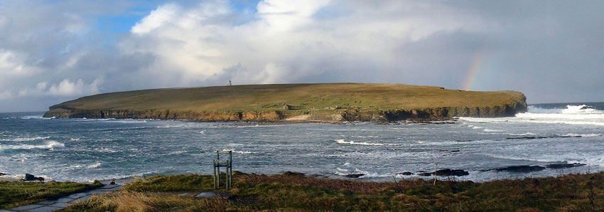 The Brough of Birsay. (Sigurd Towrie)
