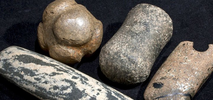 Ness of Brodgar Polished Stone Artefacts