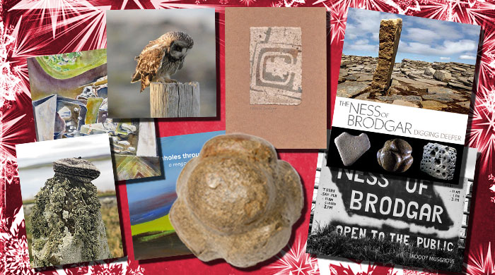 Christmas gifts unique to the Ness of Brodgar