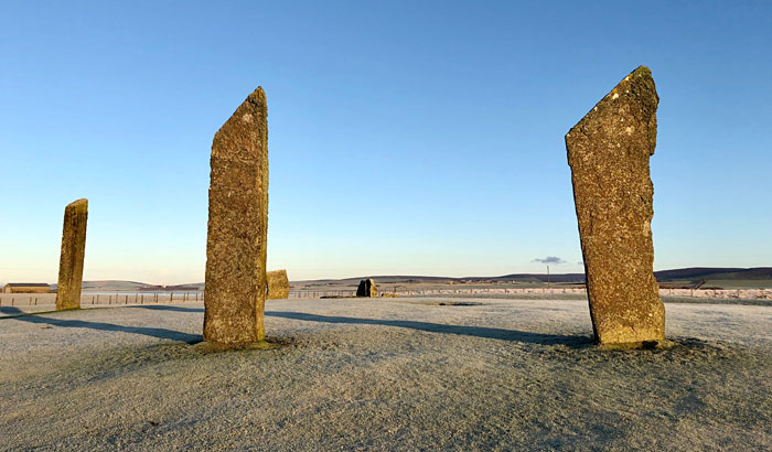 Stones of Stenness. (Sigurd Towrie)