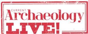 Current Archaeology Live Logo