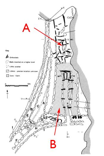 Point of Cott plan