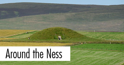 Around the Ness of Brodgar