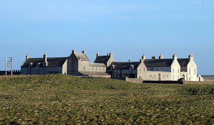 Skaill House. (Sigurd Towrie)
