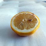 lemon juice to remove mattress smells