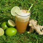 Quick sweet ginger beer recipe