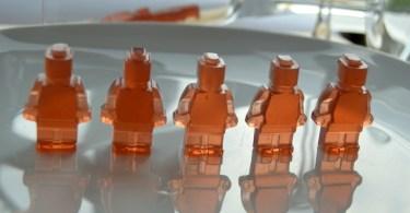 Vegetarian Rose Gummy Sweets Recipe