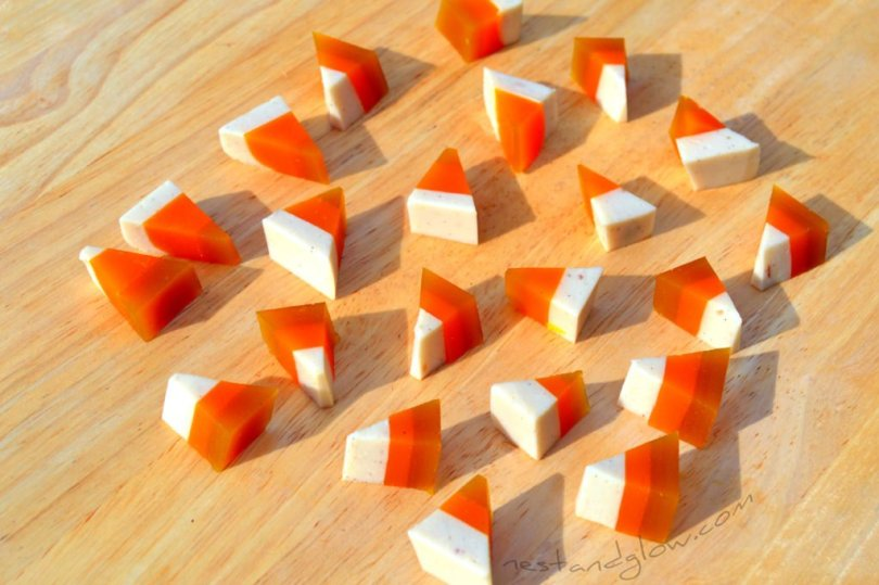Healthy Candy Corn Vegan