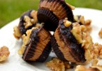 Raw Chocolate Almond Nut Butter Cups