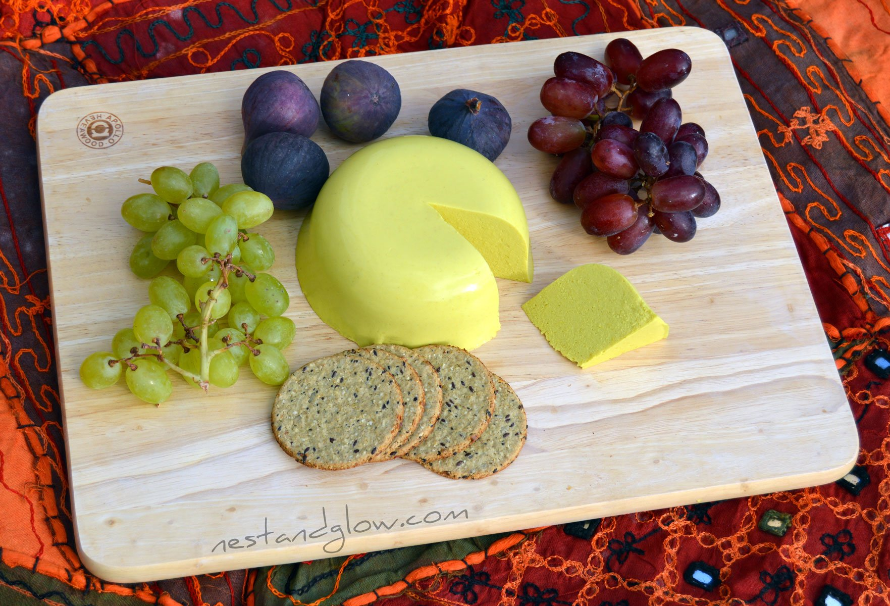 Vegan Sprouted Sunflower Cheese Recipe