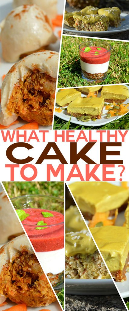 What Healthy Cake To Make quiz?