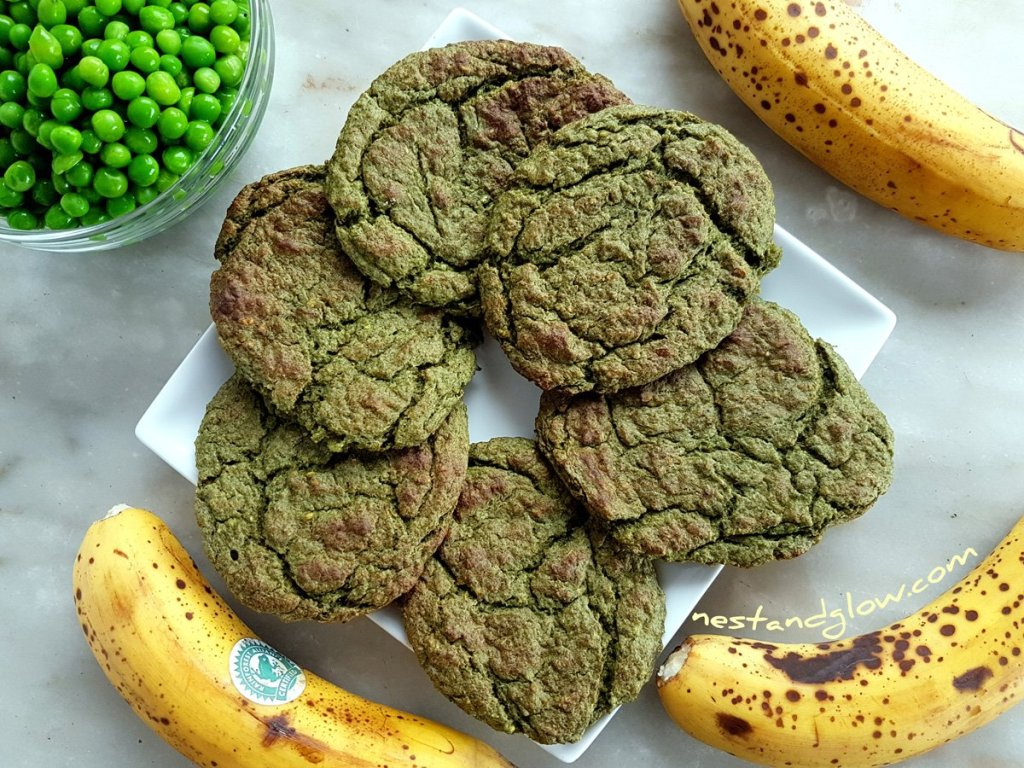 Green Pea Cookie Recipe