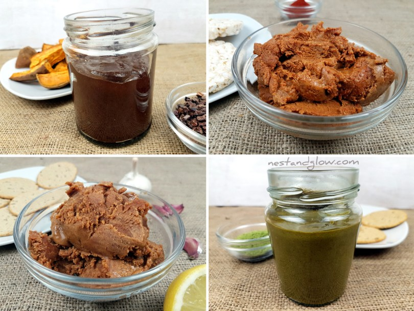 Easy to make oil free nut butters