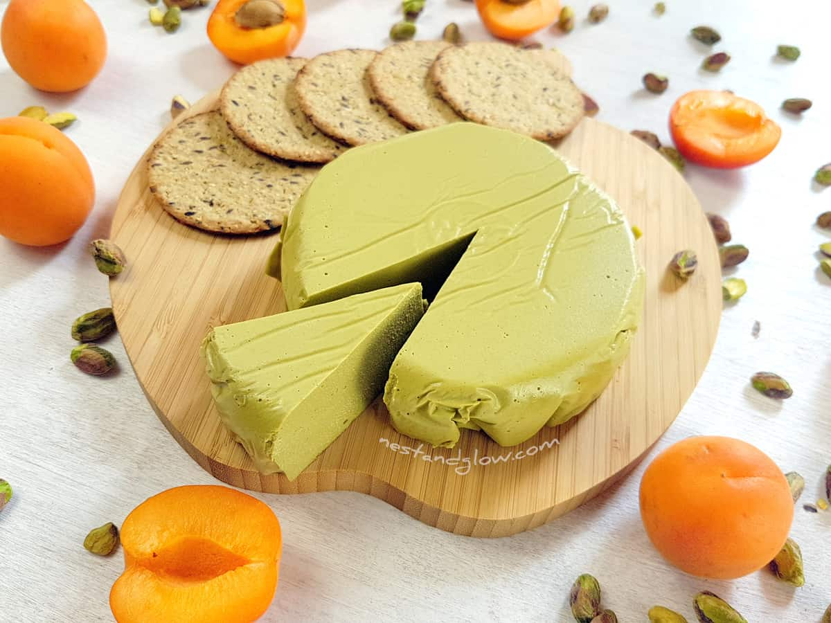 Pistachio Nut Cheese