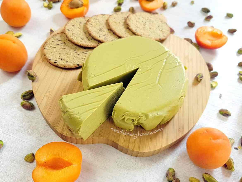 Pistachio Nut Cheese Recipe
